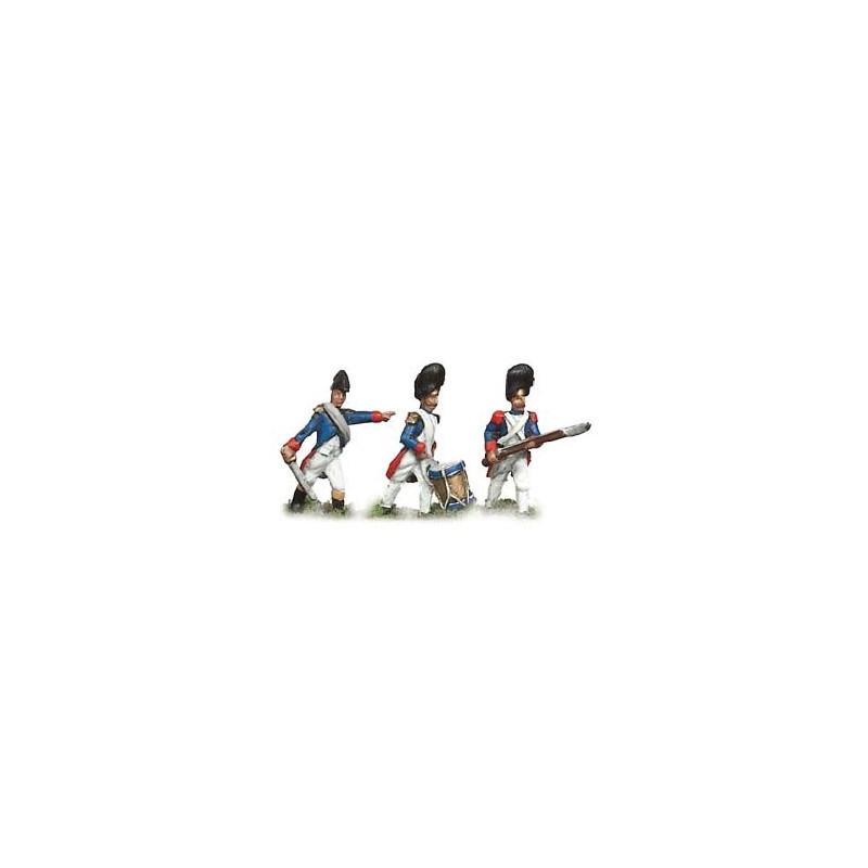 Epopée Napoléonienne 25mm: Infanterie française