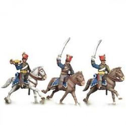 Epopée Napoléonienne 25mm: GB 10eRgt de Hussards