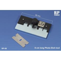 Plieuse pour photodécoupe de 80mm