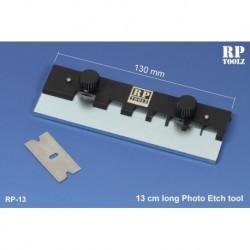 Plieuse pour photodécoupe de 130mm