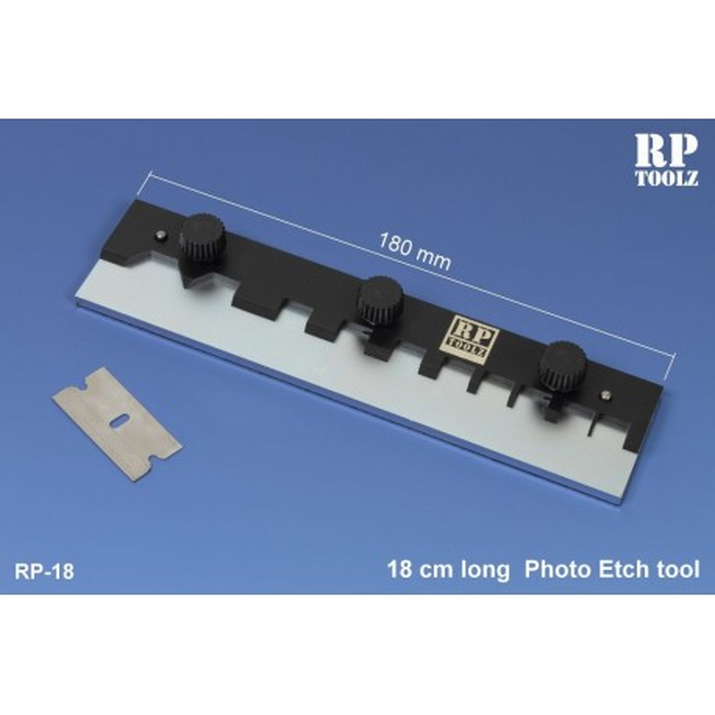 Plieuse pour photodécoupe de 180mm
