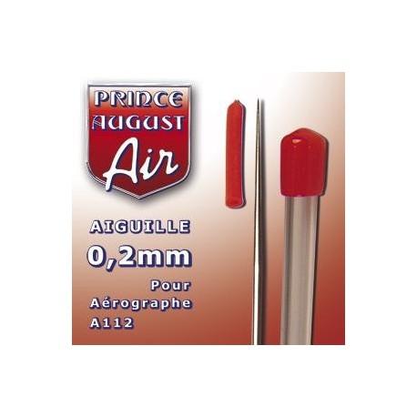 Aiguille de 0,2 mm pour Aérographe A112