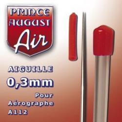 Aiguille de 0,3 mm pour Aérographe A112