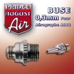 Buse de 0,3 mm pour Aérographe A112