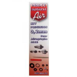 Kit de précision 0.2 mm pour Aérographe A112