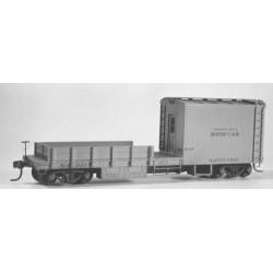 Wagon de service Tichy HO