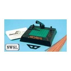 Guide d'angle 45-60° en métal pour Chopper