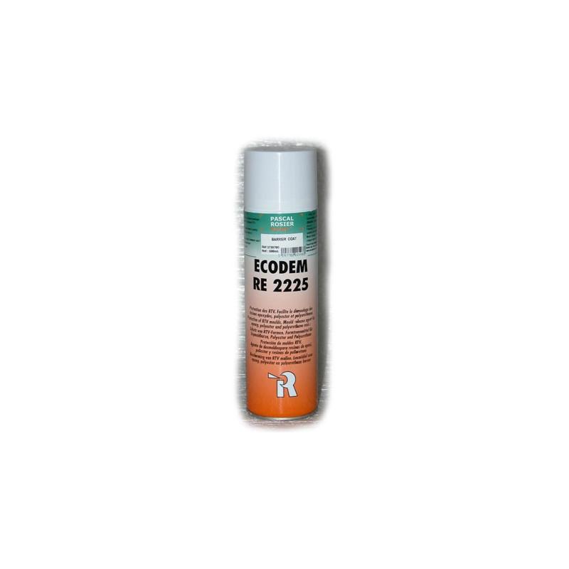 Barrier-coat en bombe de 400g protège les moules en RTV