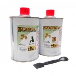 Sintafoam PU 2 composants 2x250g