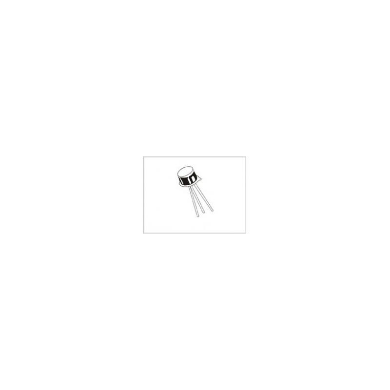 Transistor PNP 2N2907A la pièce