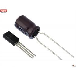 Clignotant / Clignotant alternatif 7 - 24 V/DC