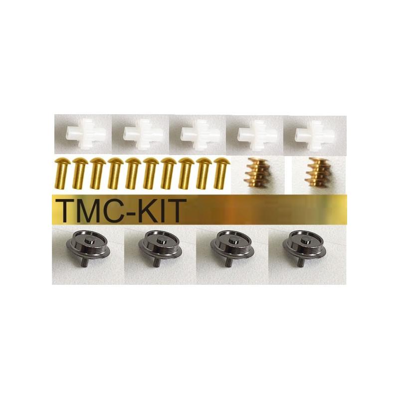 Kit de démarrage bogies TMC