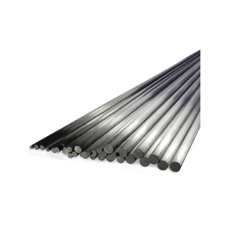 Jonc de carbone de 2,0mm