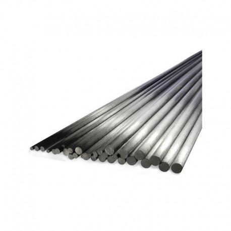 Jonc de carbone de 3,0mm