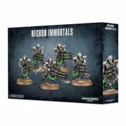 40K - Necron Immortals