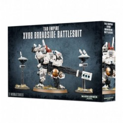 40K - Tau Empire Xv88 Broadside Battlesuit