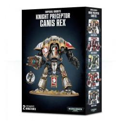 40K - KNIGHT PRECEPTOR CANIS REX