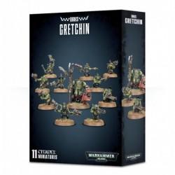 40K - Ork Gretchin
