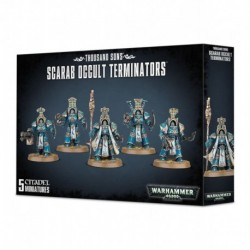 40K - Scarab Occult Terminators