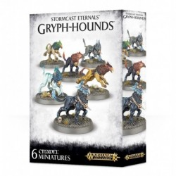AOS - Stormcast Eternals Gryph-Hounds