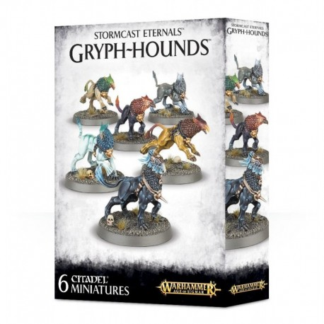 Aos/Stormcast Eternals Gryph-Hounds