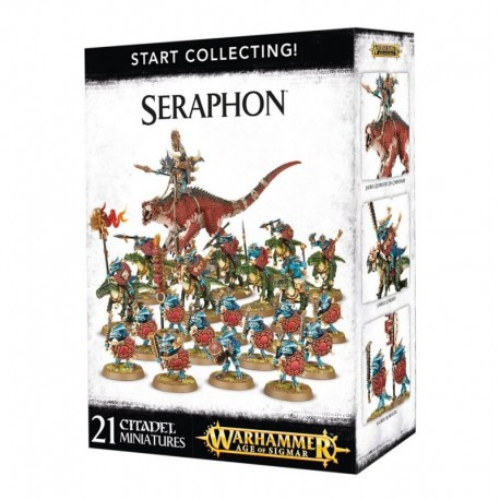 Aos/Start Collecting! Seraphon