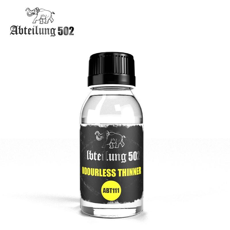 Abteilung Odorless thinner 100ml