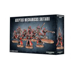 40K - Adeptus Mechanicus Skitarii