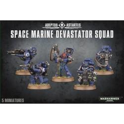 40K - Space Marine Devastator Squad