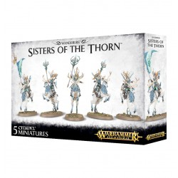 AOS - Wanderers Sisters Of The Thorn