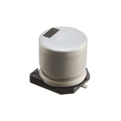 Condensateur CMS 2200 µF 25V