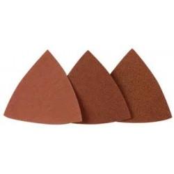 Abrasif en corindon supérieur grain 80 pour OZI 220/E 25 pcs