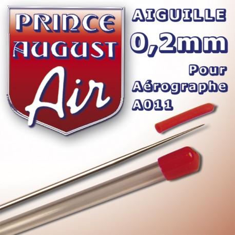 Aiguille 0,2mm pour Aérographe A011