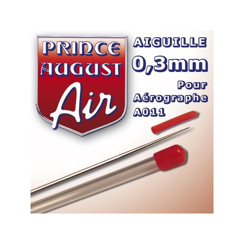 Aiguille de 0,3mm pour Aérographe A011