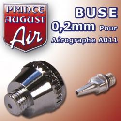 Buse de 0,2mm pour Aérographe A011