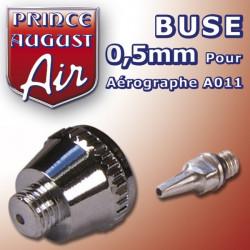 Buse de 0,5mm pour Aérographe A011