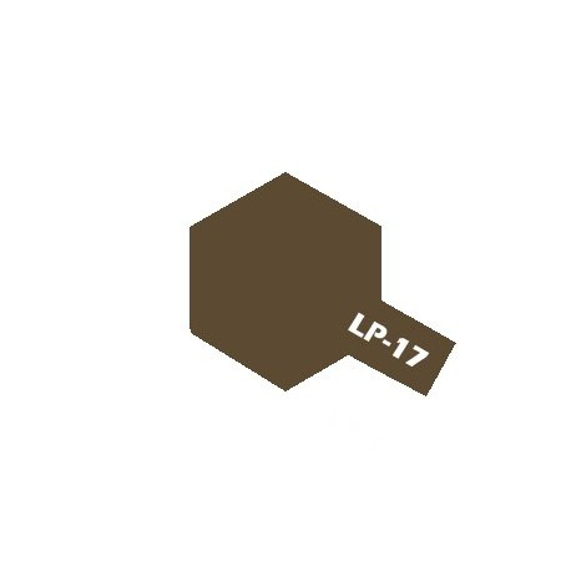 LP17 Brun Pont en Linoleum