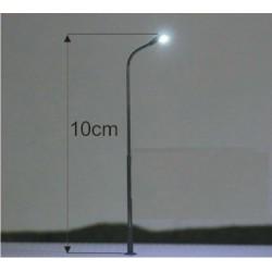 Lampe ferroviaire SMD HO de 10cm