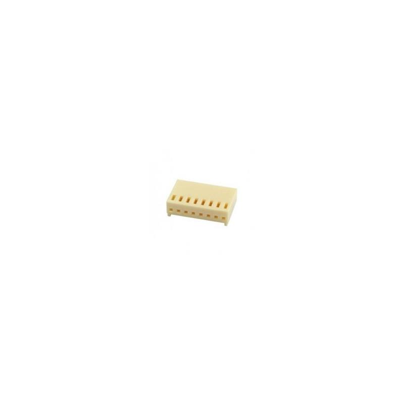 Connecteur femelle 2 à 5 contacts non câblé