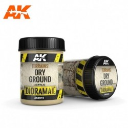 TERRAINS DRY GROUND - 250ml