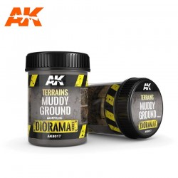 TERRAINS MUDDY GROUND - 250ml
