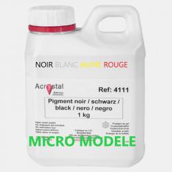 Pigment liquide Noir très concentré