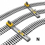 Gabarit de pose parallèle N