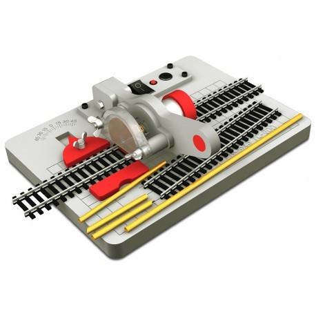 Scie électrique pour rails et métaux