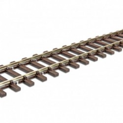 Rail flexible Code 75 Streamline Bullhead, 914mm