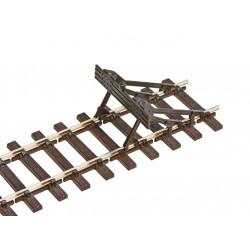 Butoir pour rail HO Code 75
