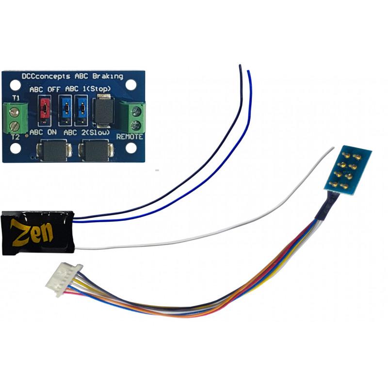 Décodeur ZN-mini. avec 1 platine canton ABC