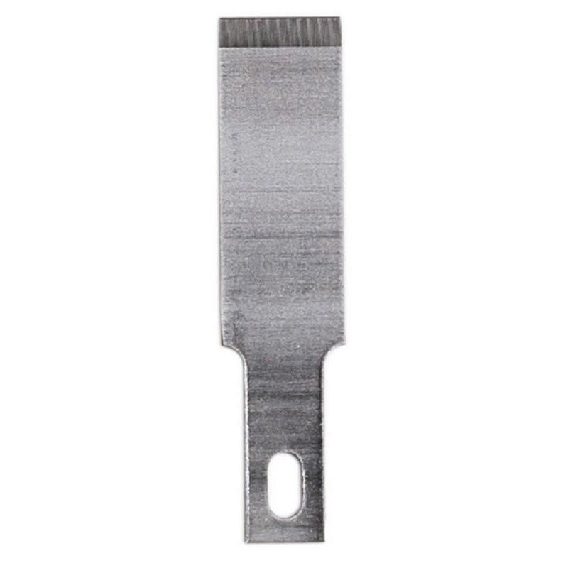 Lame excel droitede 10mm pour petit cutter par 5 pièces