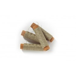 Fil de coton 0,50mm écru