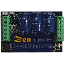 """Décodeur DCC Concept ZBHP.6 Echelle """"O"""" 3 A continus"""